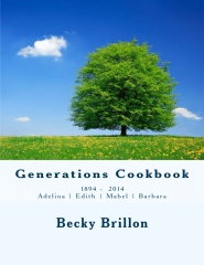 Generations Cookbook