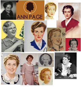 WWII Spokeswomen