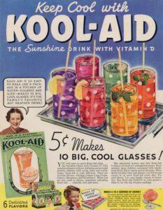 Kool-Aid 1940s