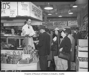 Grocery Store - Self Serve